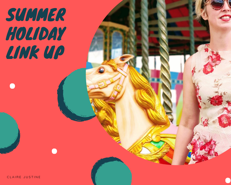 Summer Holiday Link Up: Six In One Blog Party