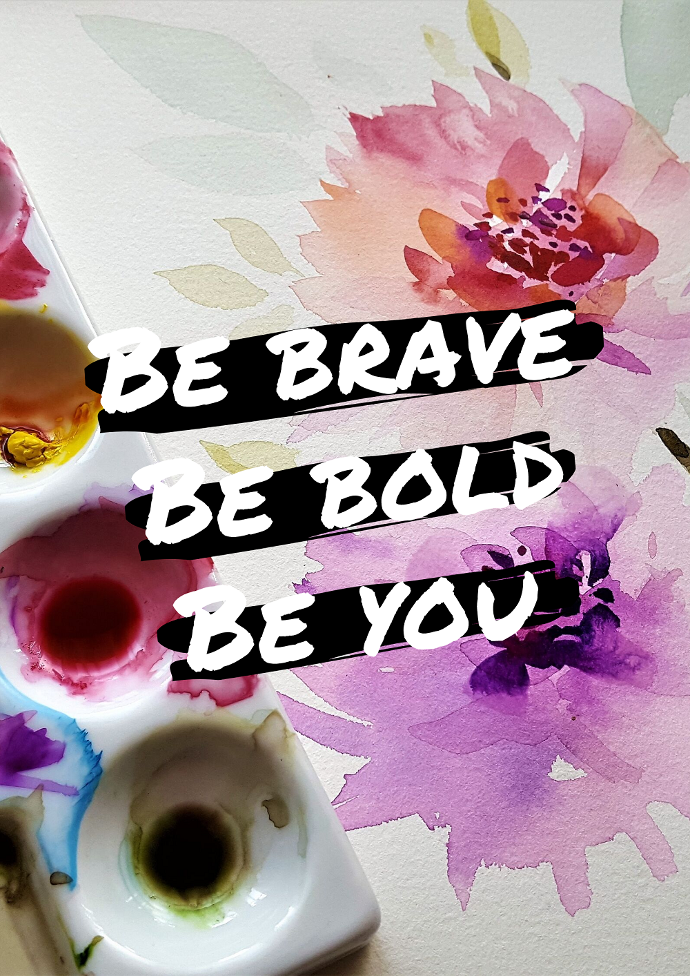 Be Brave Be Bold Be You: Creative Mondays Link Up