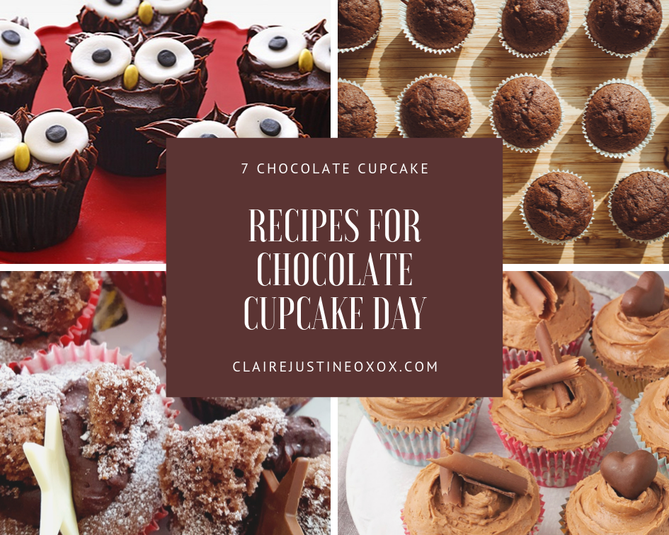 7 Chocolate Cupcake Recipes For Chocolate Cupcake Day