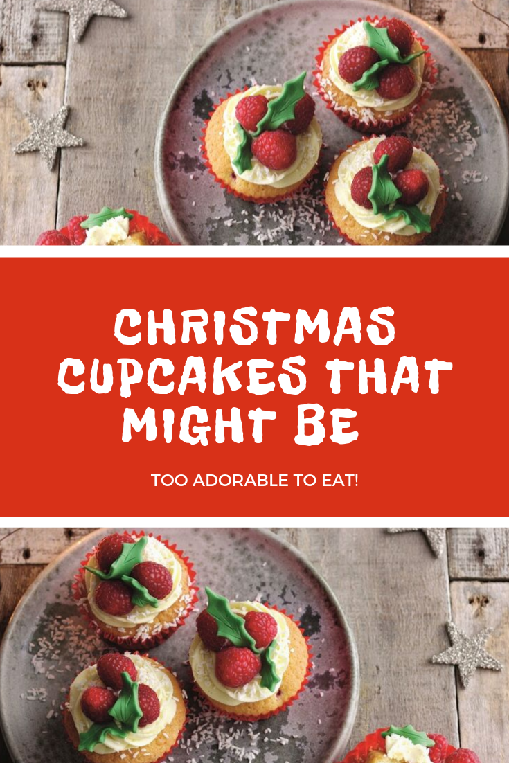 5 Christmas Cupcake Recipes For Your Party