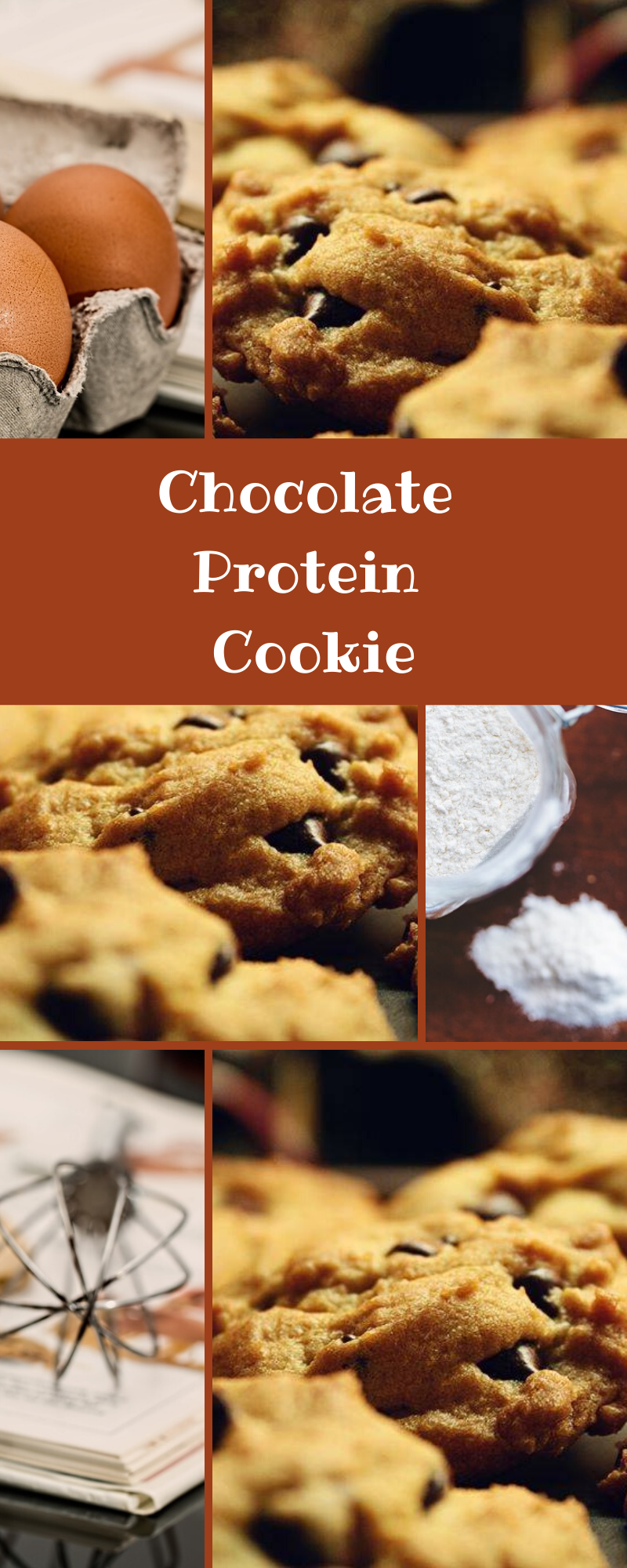 Chocolate Protein Cookie
