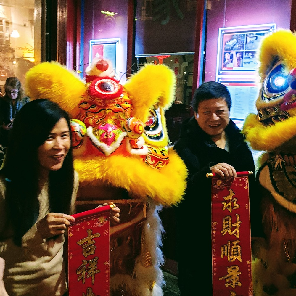 Stumbling Upon Chinese New Year Celebrations- Brighton #WeekendLinkUp
