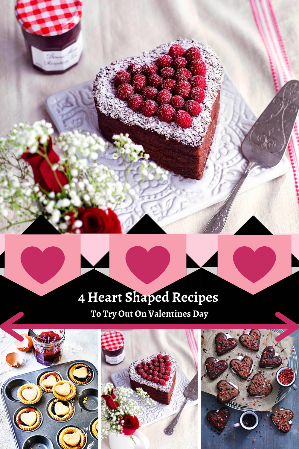 4 Heart Shaped Recipes To Try Out On Valentines Day
