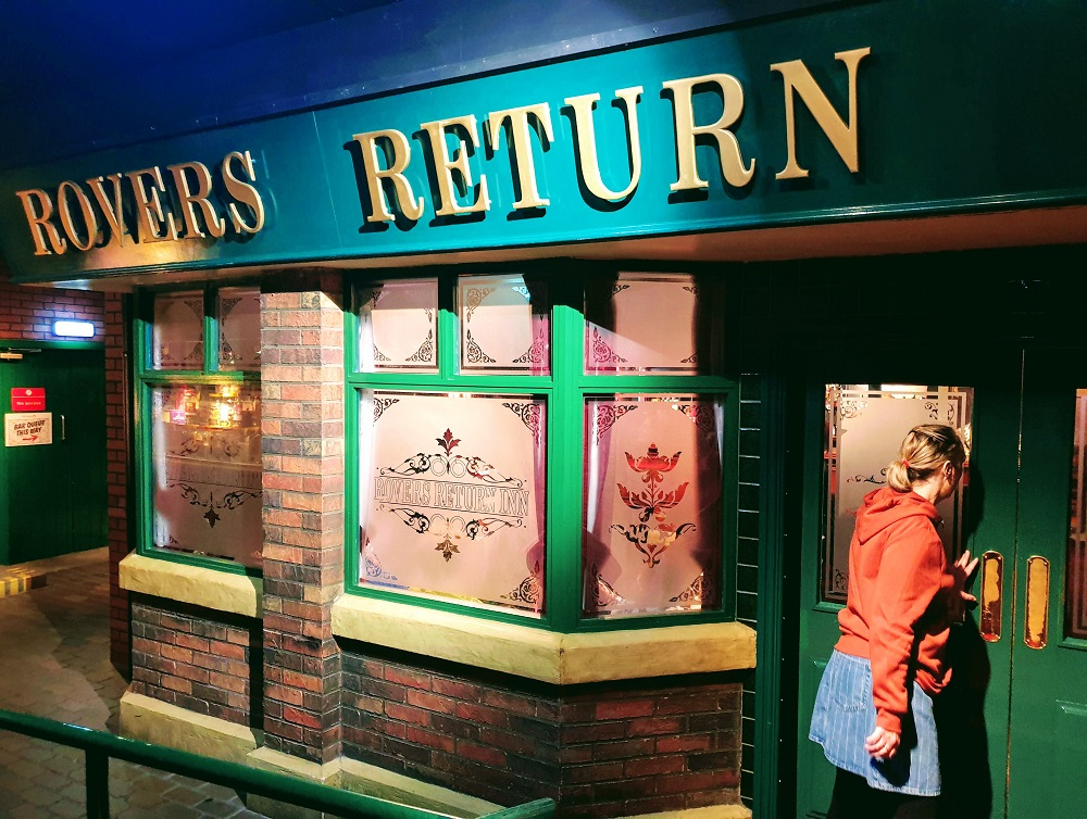 A Trip To Madame Tussauds Coronation  - Street