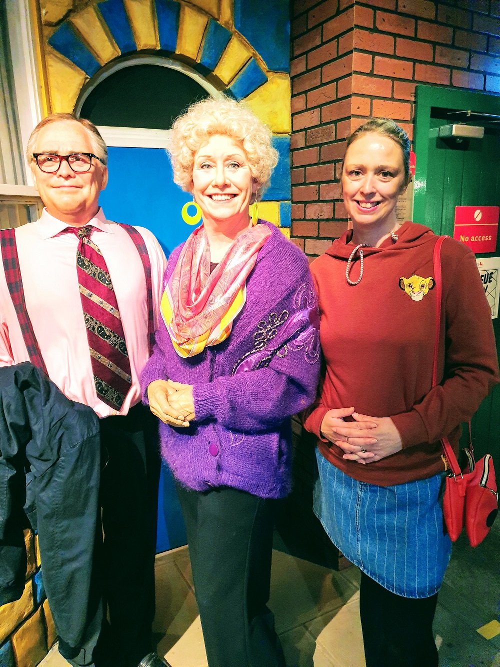 A Trip To Madame Tussauds - Coronation Street
