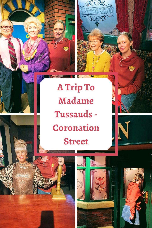 A Trip To Madame Tussauds - Coronation Street