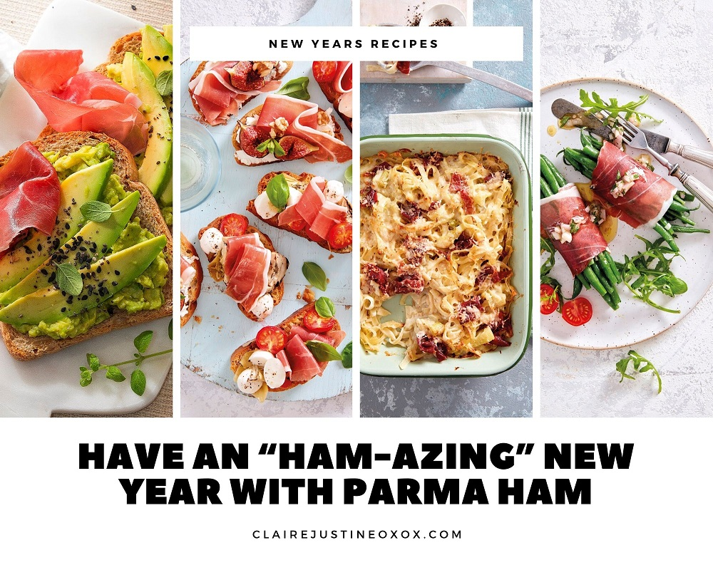 "Have An ""Ham-azing"" New Year With Parma Ham"