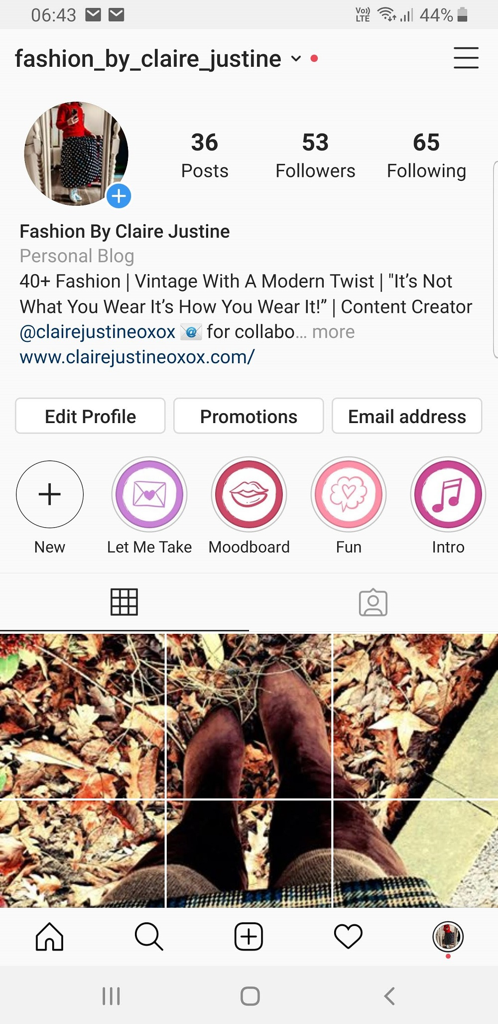 3 And 6 Posts Stories On Instagram 40+ Style Feed