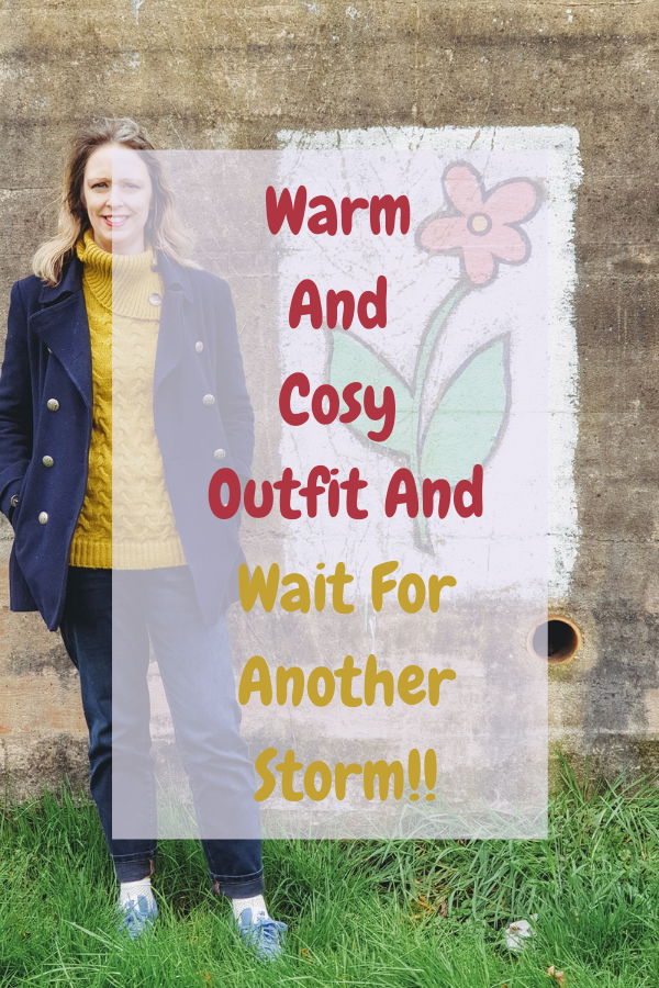 Warm And Cosy Outfit And Wait For Another Storm!!