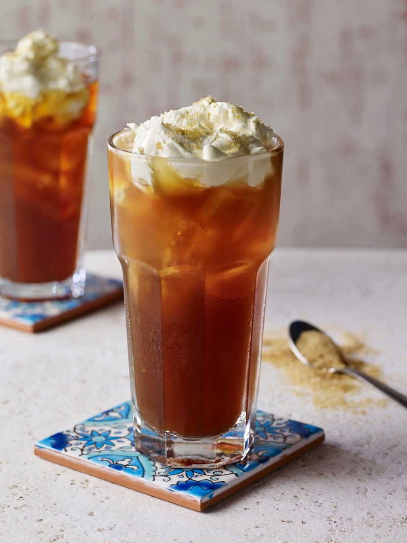 How To Make Iced Gaelic Coffee: Tuesday Treat