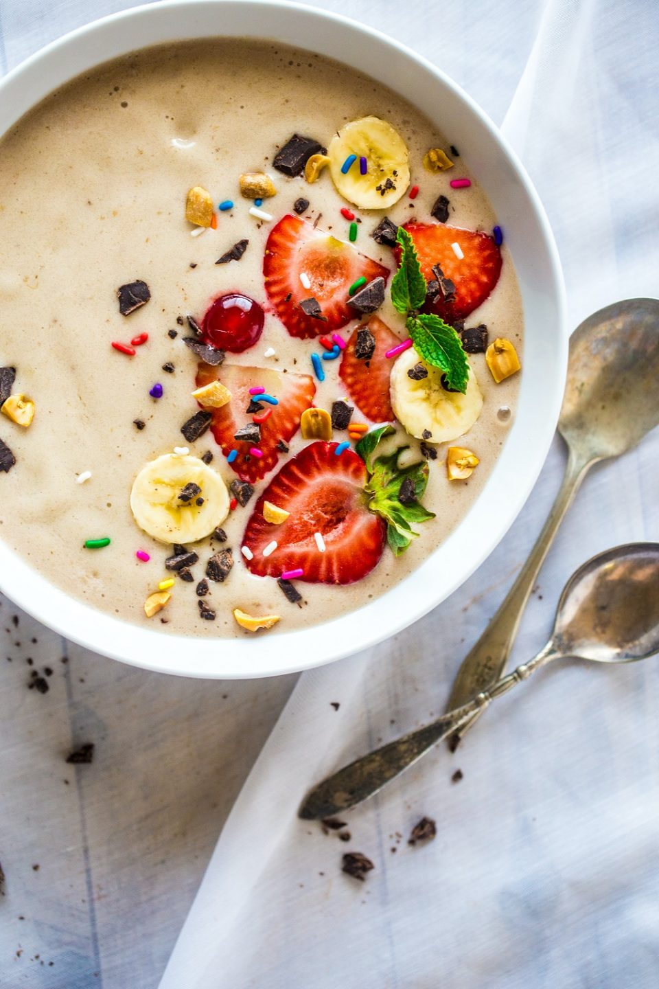 10 Smoothie Bowl Recipes To Try Out This Week!!