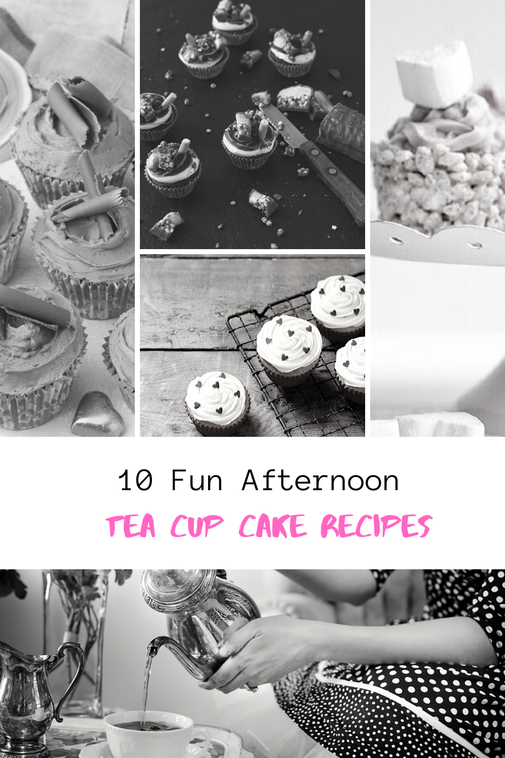 10 Fun Afternoon Tea Cup Cake Recipes To Try Out