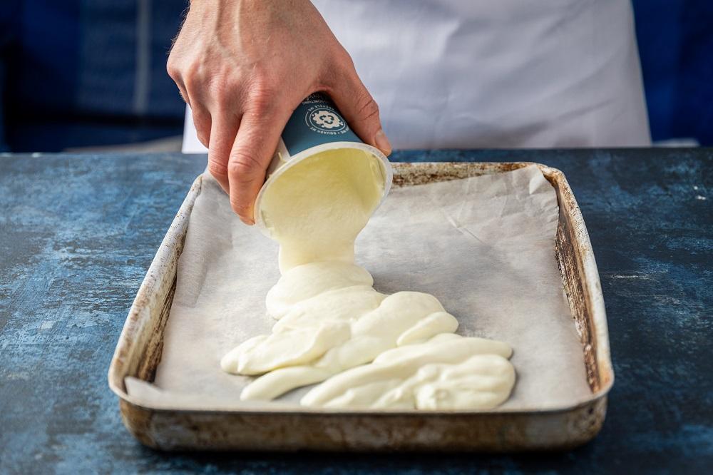 Frozen Yoghurt Bark Recipe