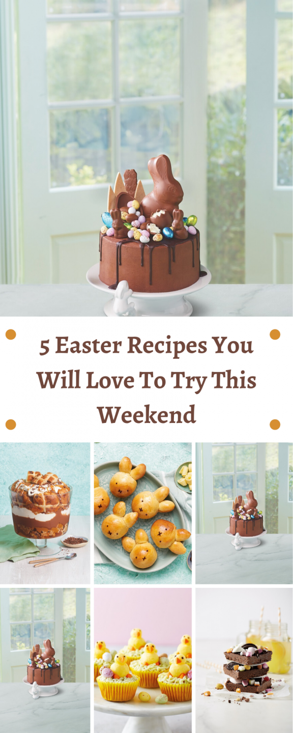 5 Easter Recipes You Will Love To Try This Weekend