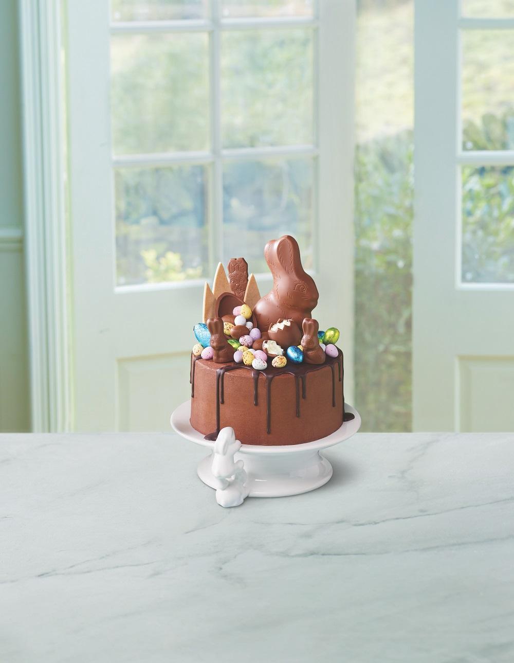 Aldi's Show-Stopper Easter Chocolate Cake Recipe: