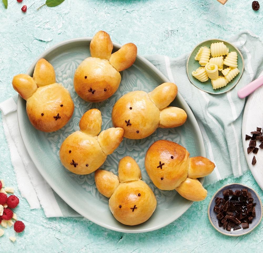 Aldi's Bunny Bread Rolls Recipe: