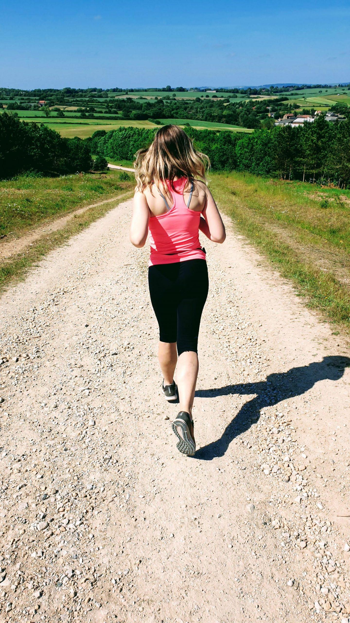Teversal Trail Run: Saturday Morning Run Motivation