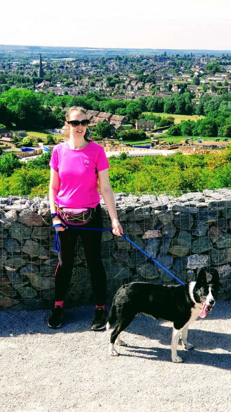 A Run Around Gedling Country Park With Mollie The Collie