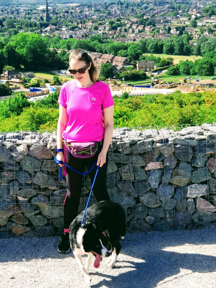 A Run Around Gedling Country Park With Mollie