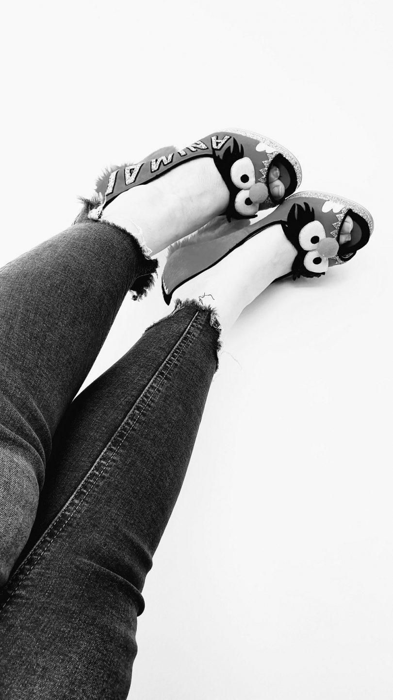 Irregular Choice Monster Shoes