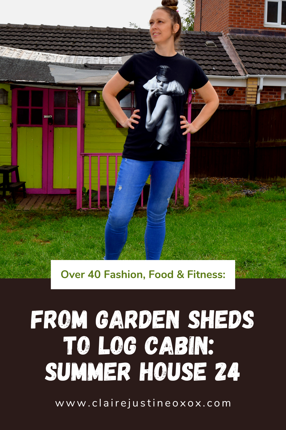 From Garden Sheds To Log Cabin: Summer House 24