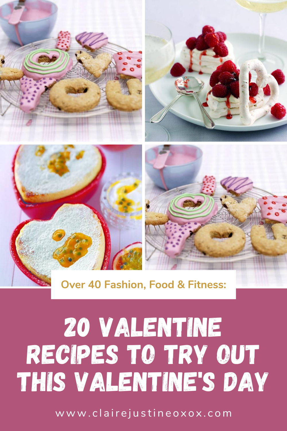 20 Valentine Recipes To Try Out This Valentine's Day