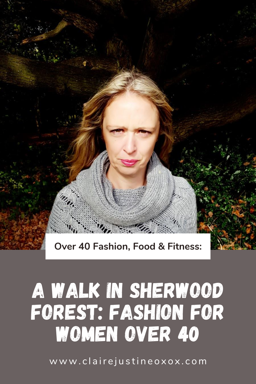Sherwood Forest style post