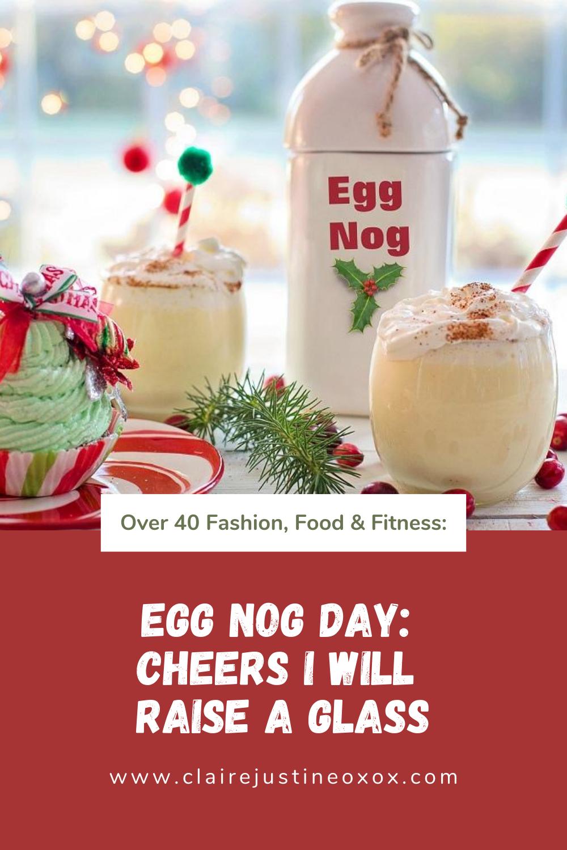 Egg nog day