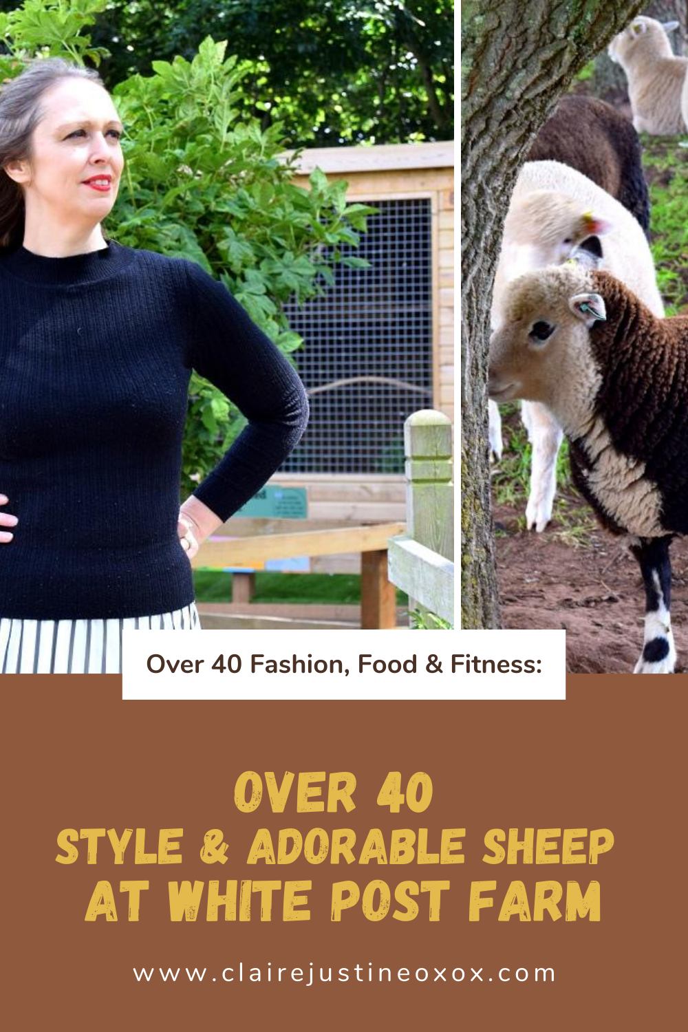 Over 40 style and travel