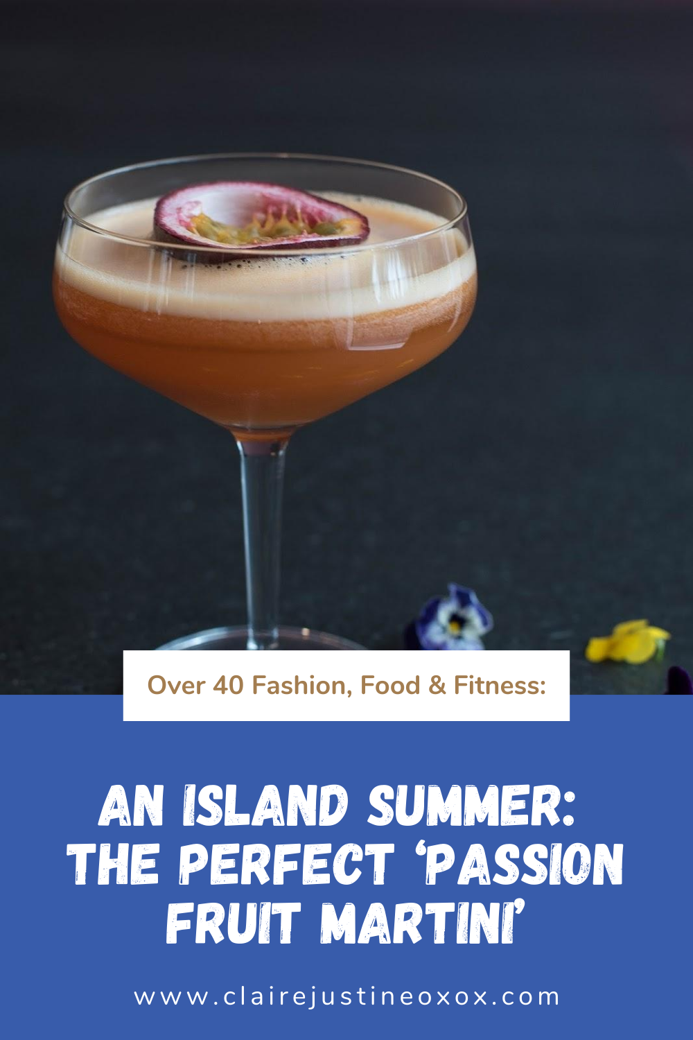 An Island Summer: The Perfect 'Passion Fruit'