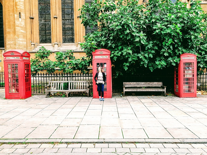 London Calling!! You're Not Gonna Reach My Telephone