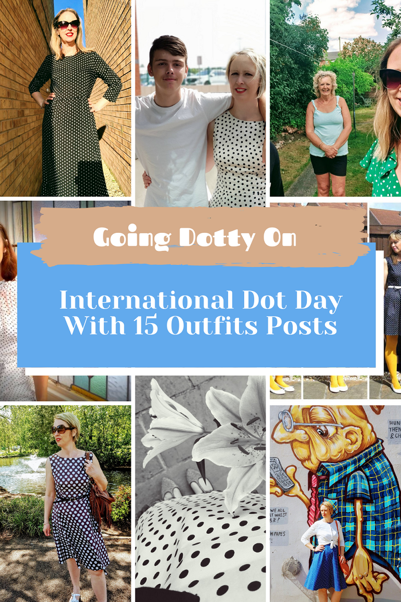 Going Dotty On International Dot Day With 15 Outfits Posts
