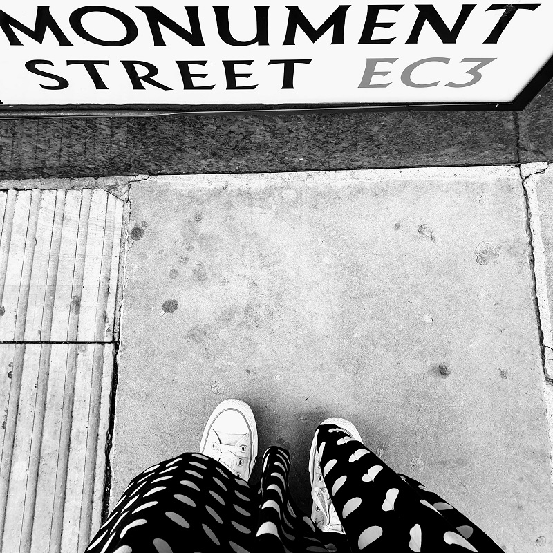 Where Did My Friday Feet Take Me This Week? London!