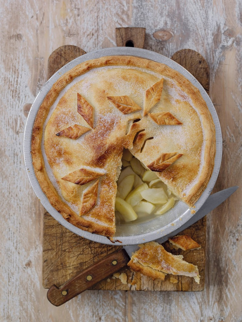 How To Make Apple Of Your Eye Pie: Sunday Treats