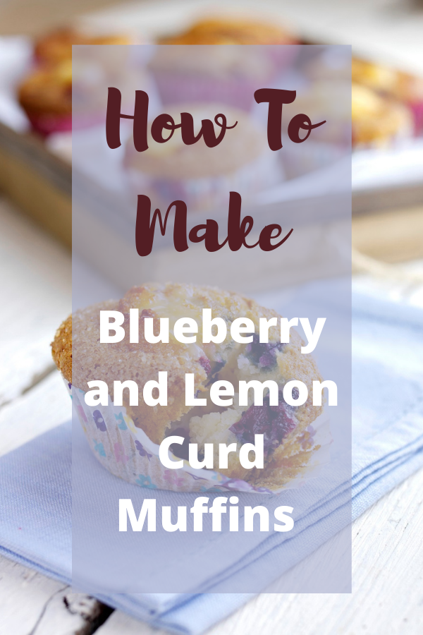 So what do you think of this BerryWorld Blueberry and Lemon Curd Muffins recipe?