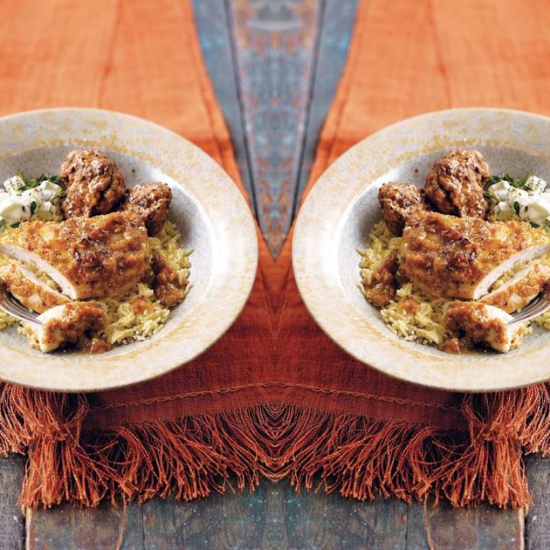 Mango & Chilli Marinated Chicken