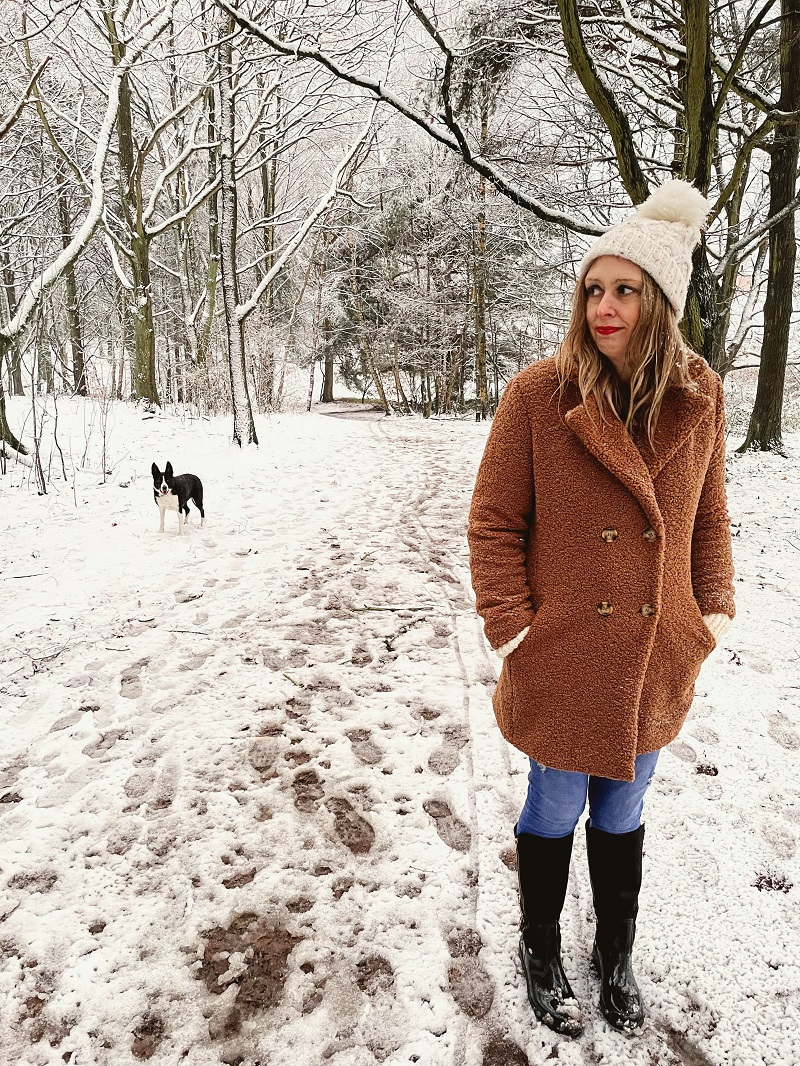Snow Way!! What I Wore In The Snow: Over 40 Style