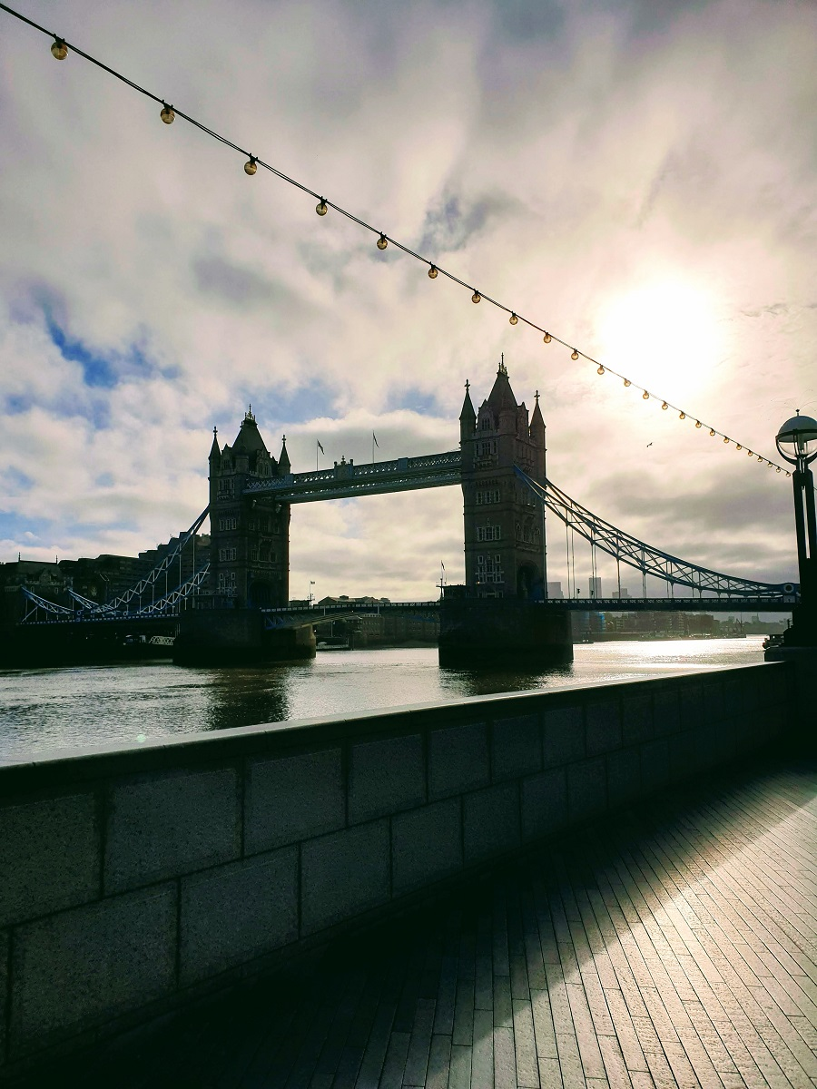 Sunrise At Tower Bridge An Amazing View To See