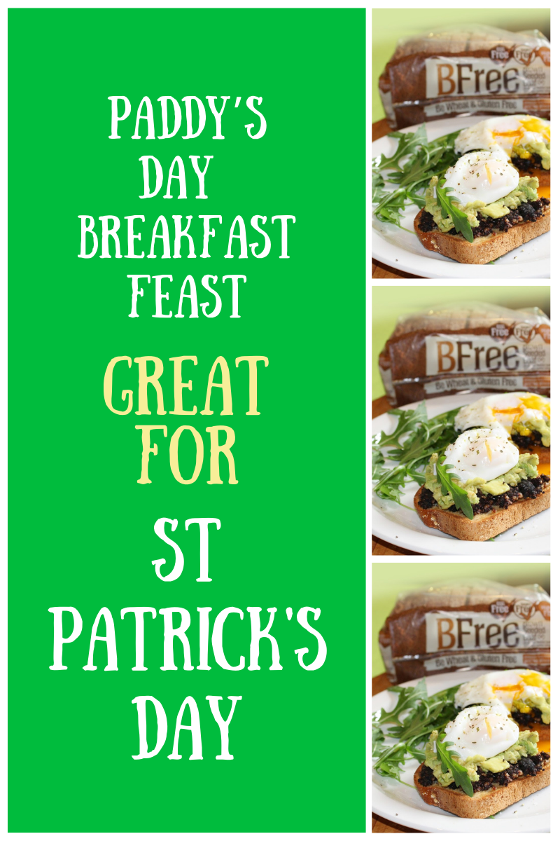 Paddy's Day Breakfast Feast To Try Out For Yourself: