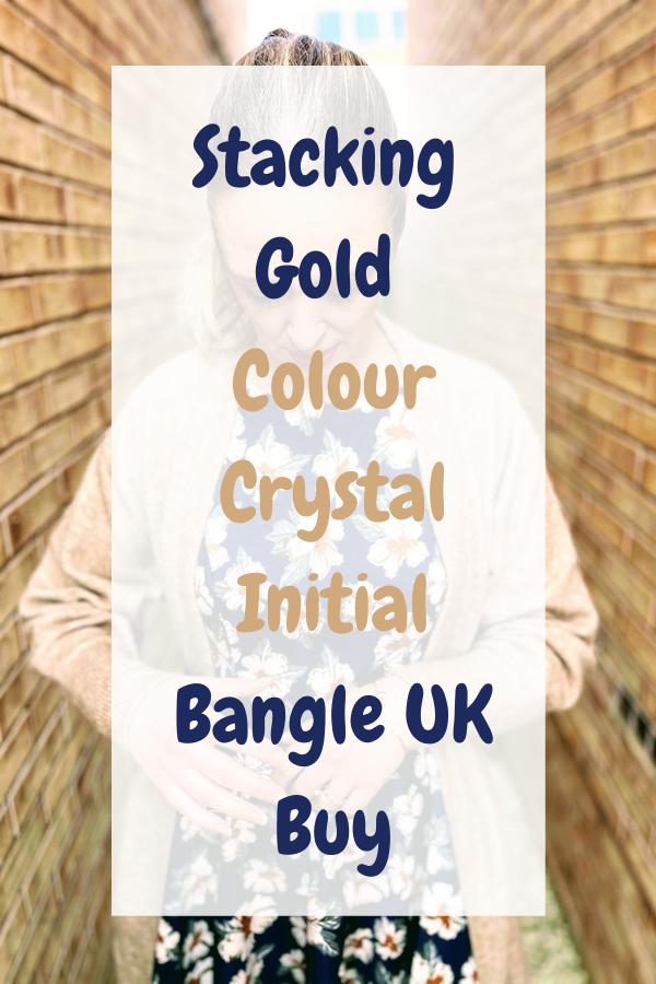 Initial Bangle UK Buy
