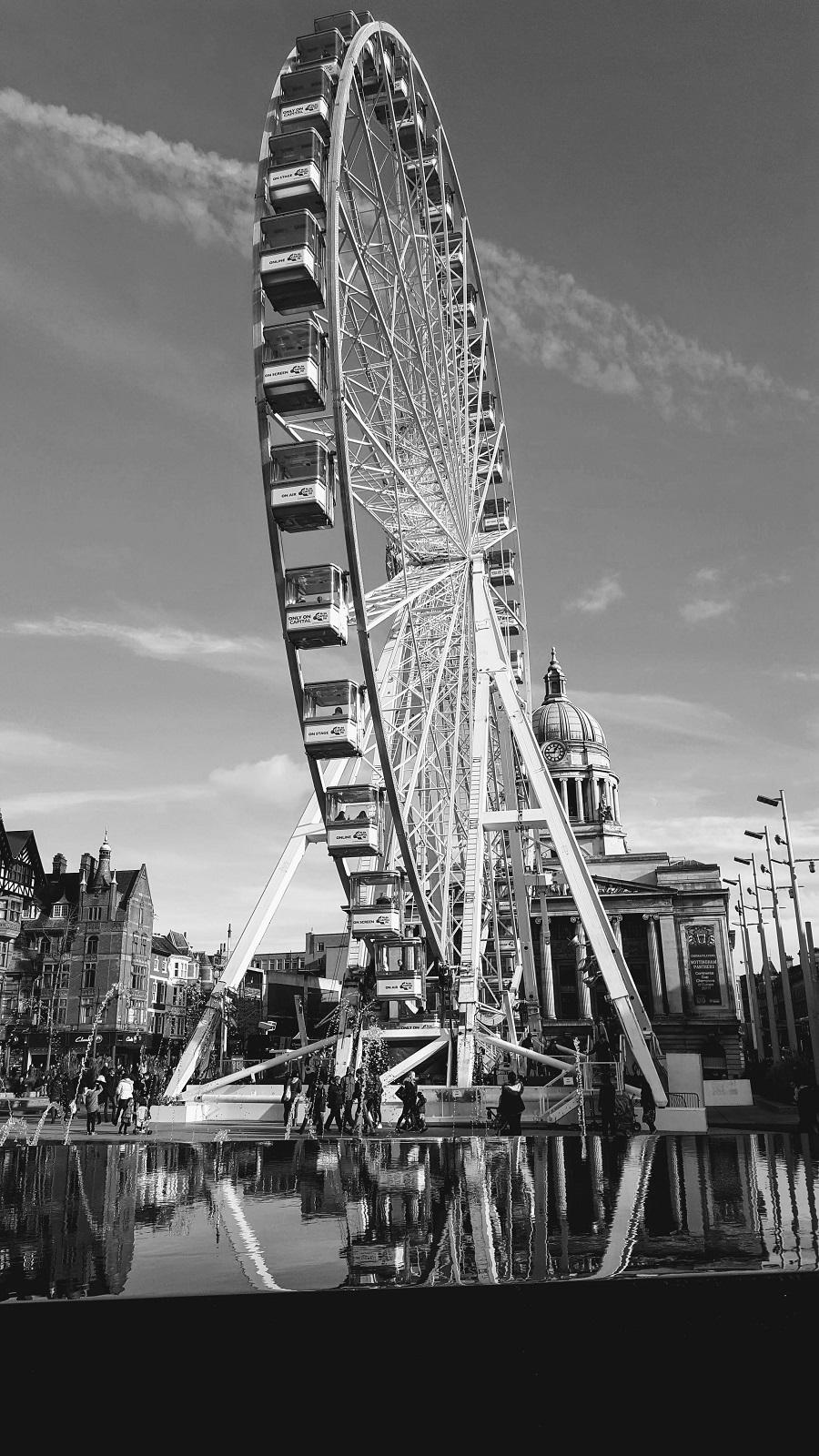 The Big Wheel, Nottingham