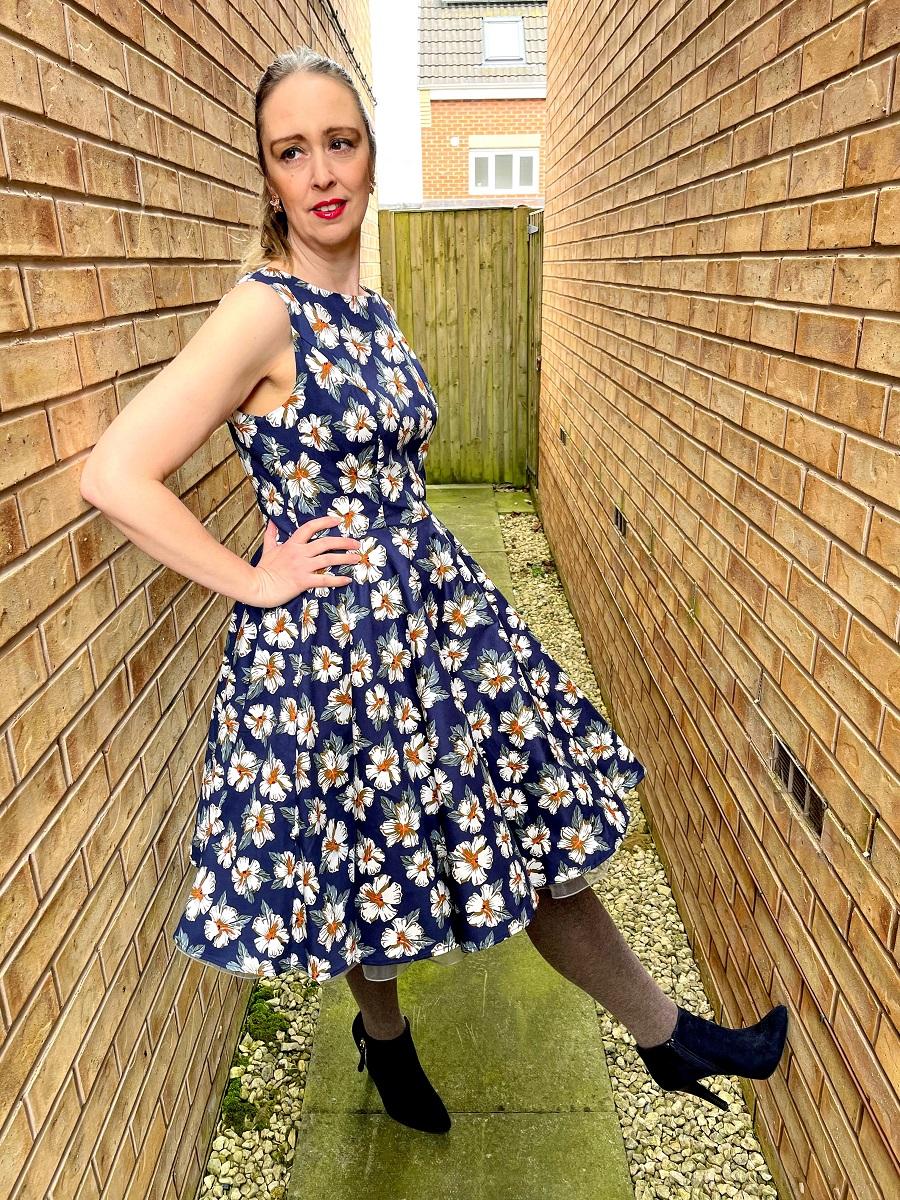 Spring Swing Dress 2021