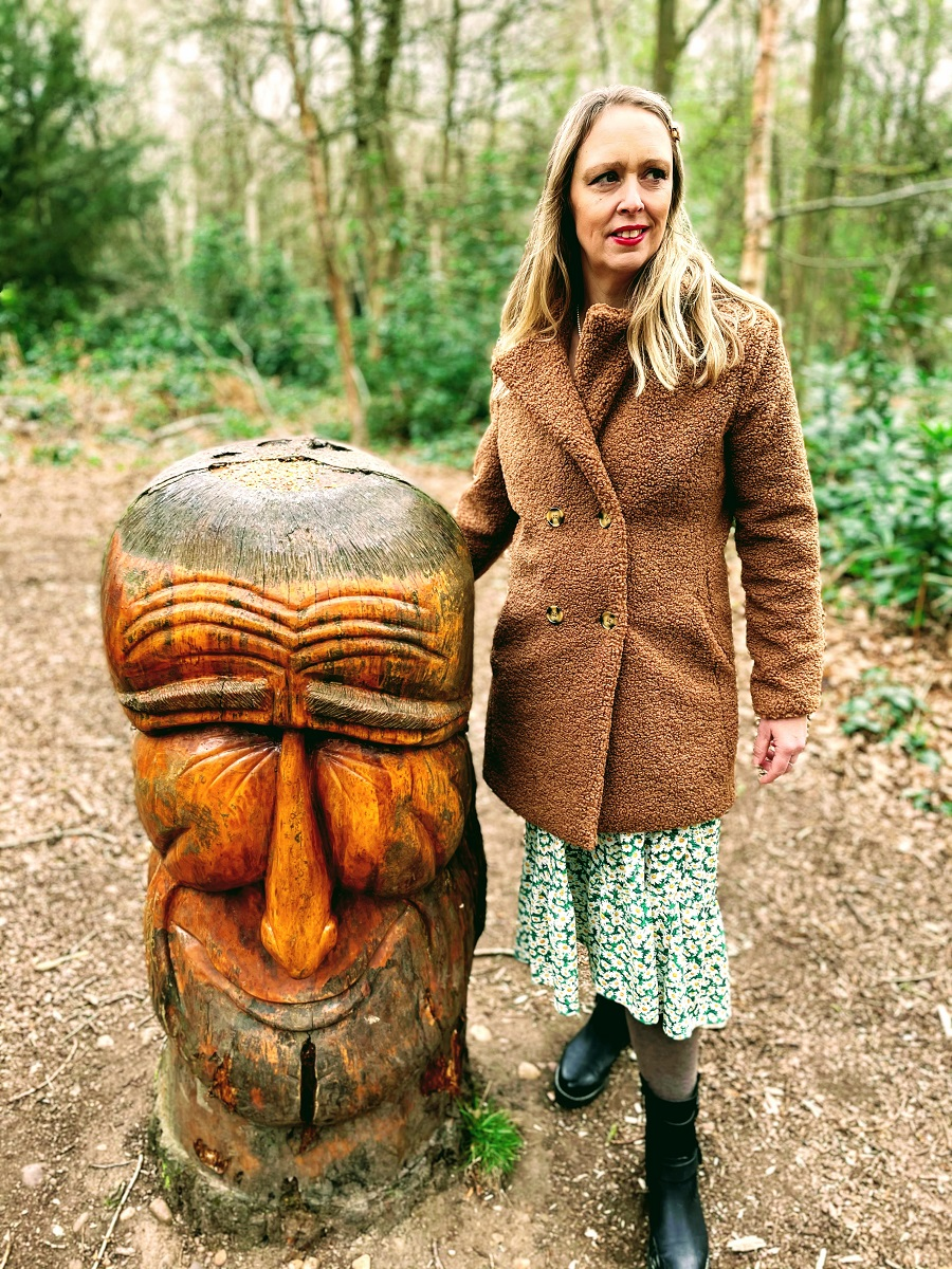 Still Wearing My Teddy Coat From Winter: Fashion Over 40.