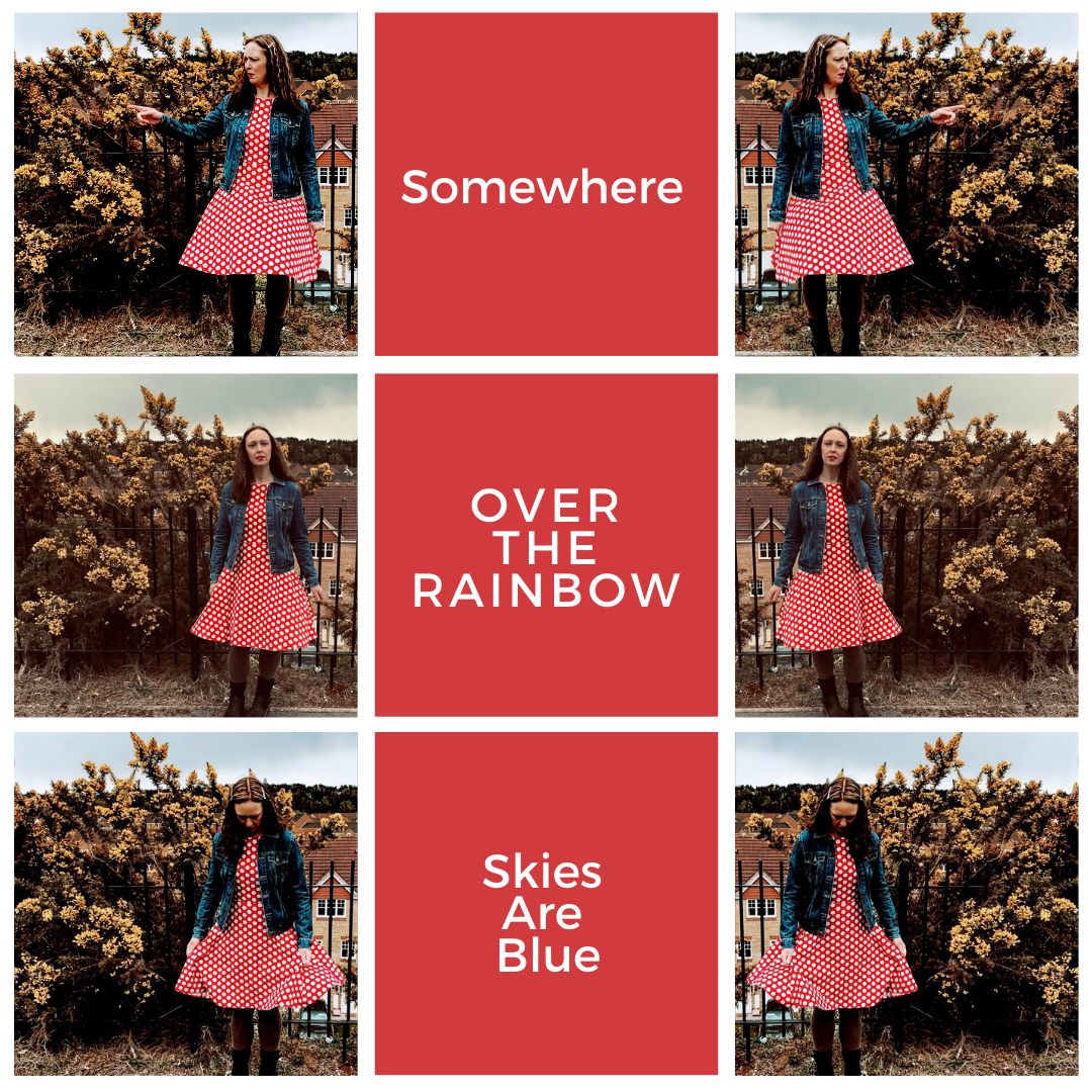 Somewhere Over The Rainbow, Skies Are Blue,