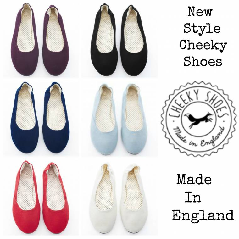 Cheeky Shoes Review: So Many Great Colours
