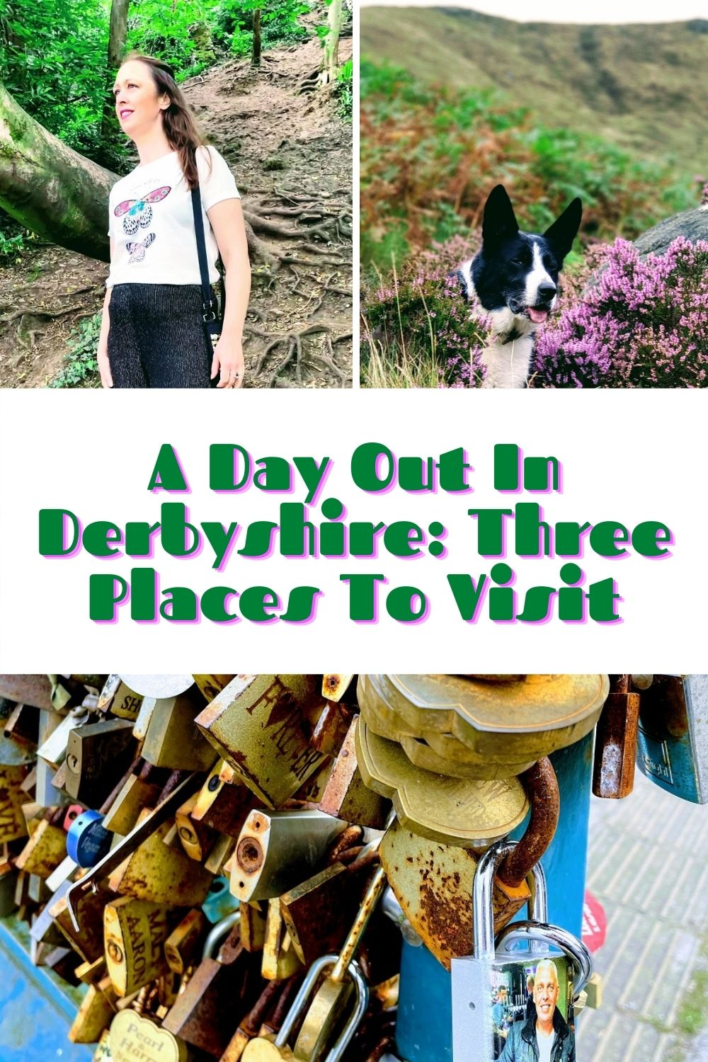 A Day Out In Derbyshire: Three Places To Visit