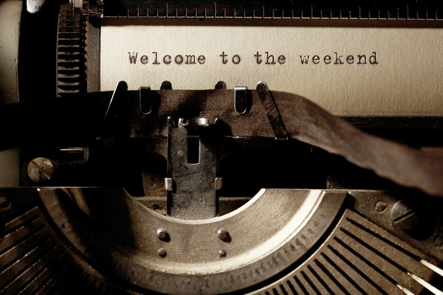 Weekend Link Up