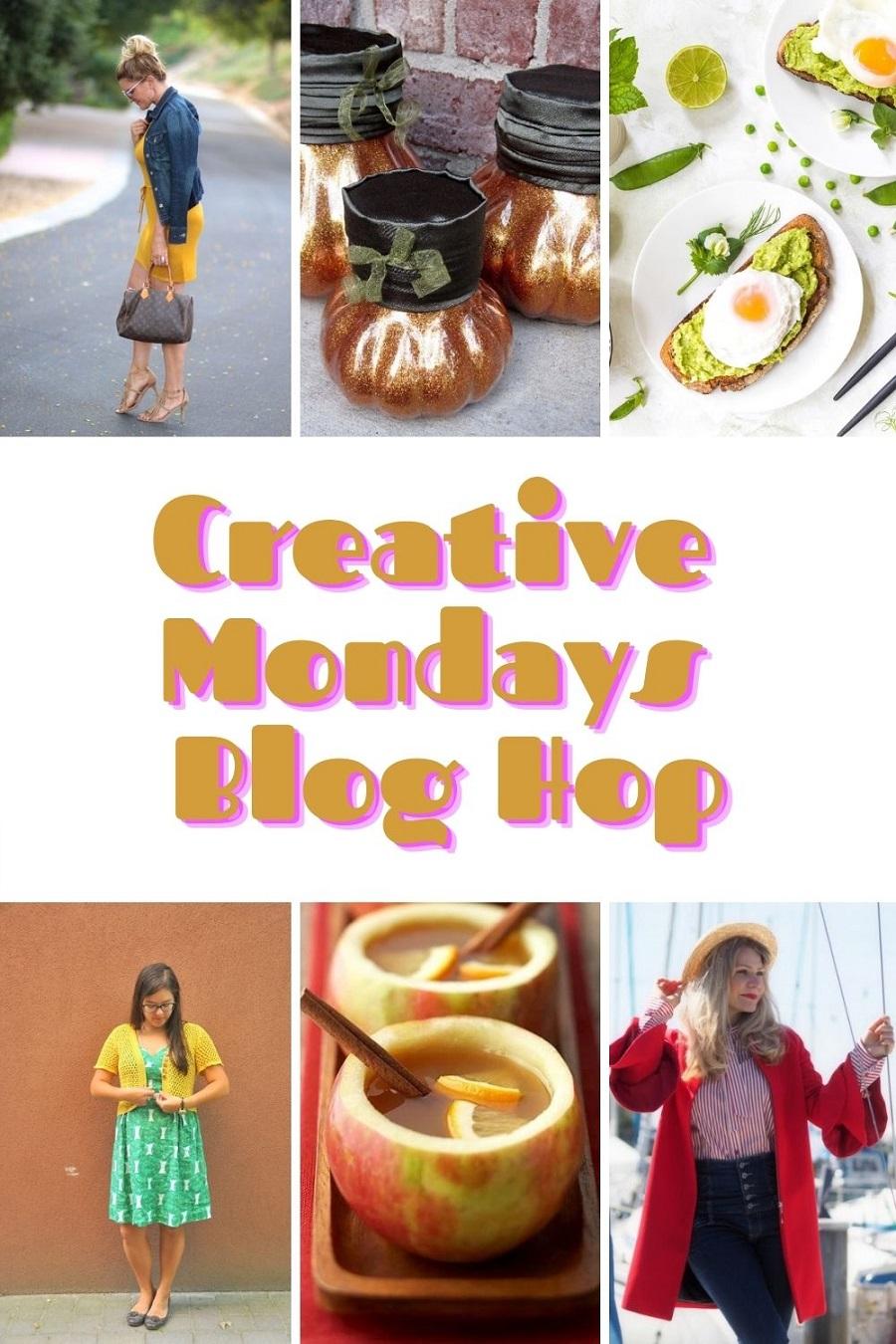 Creative Mondays Blog Hop