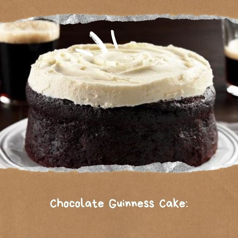 Chocolate Guinness Cake: Father's Day Special