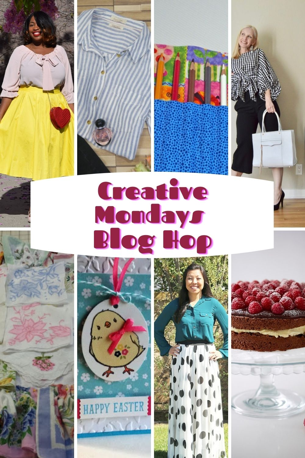 Pig In A Blanket Day: Creative Mondays Blog Hop